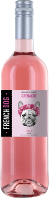 French Dog Grenache rosé